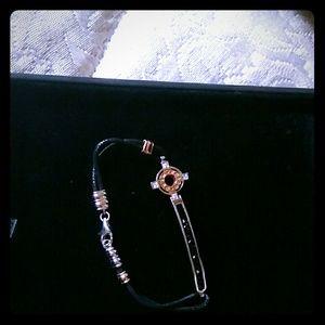 Rossonero black bracelet